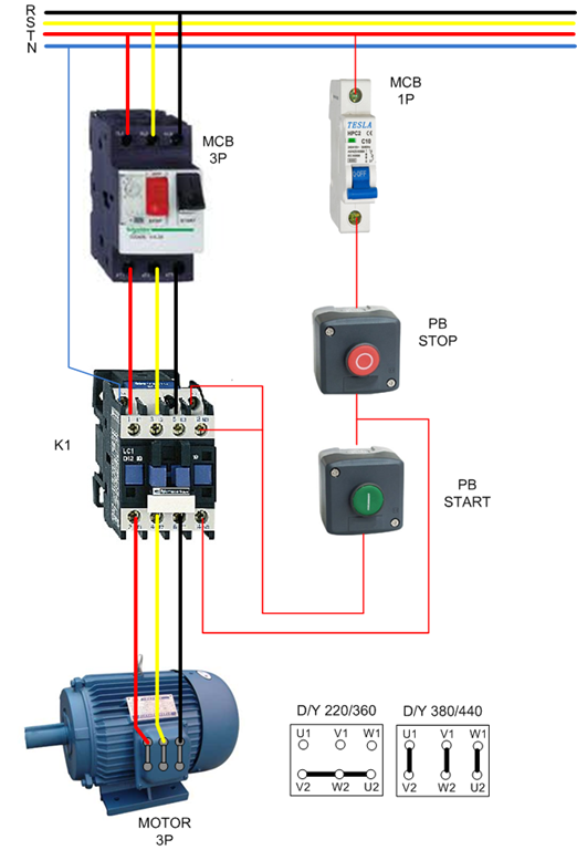 single phase contactor wiring diagram with Starter Motor Dol on Dayton Reversing Drum Switch Wiring Diagram besides 7c4zp Just Installed Sauna Patio Process furthermore 120 Volt Reversing Motor Schematic Wiring Diagrams as well Power Control Circuit For Forward And moreover Basic Relay Wiring Diagram.