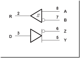 GD75323 GD75323D GD75323DW besides Di 710 Ehd as well Pinout De Los Conectores Y Puertos De additionally Parallel in addition Lm317 Data Sheet. on rs232 connector datasheet